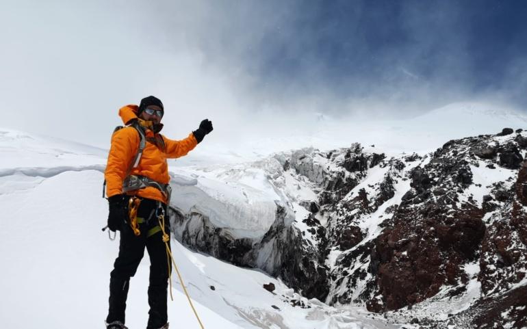 Raport final al operatiunilor de cautare ale lui Lucian Manea, brasoveanul disparut pe Mt. Elbrus in octombrie 2018