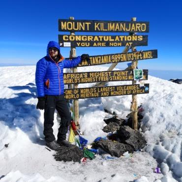 Kilimanjaro 5.895m – 2018
