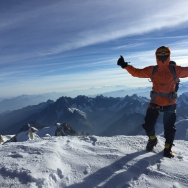 Mont Blanc 4.810 m – 2018