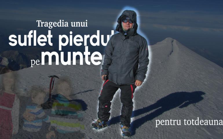 Comunicat de Presa: Start Expeditie de cautare a lui Lucian Manea